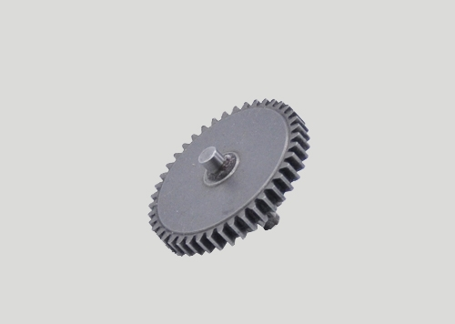 粉末冶金零件的用途及精密齿轮的常见故障
