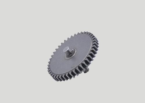 获悉粉末冶金齿轮的优缺点及基本制造流程